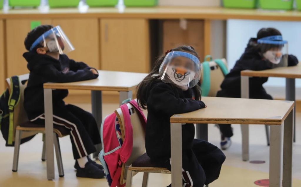SEP alista protocolo para el regreso a clases en estados con semáforo verde