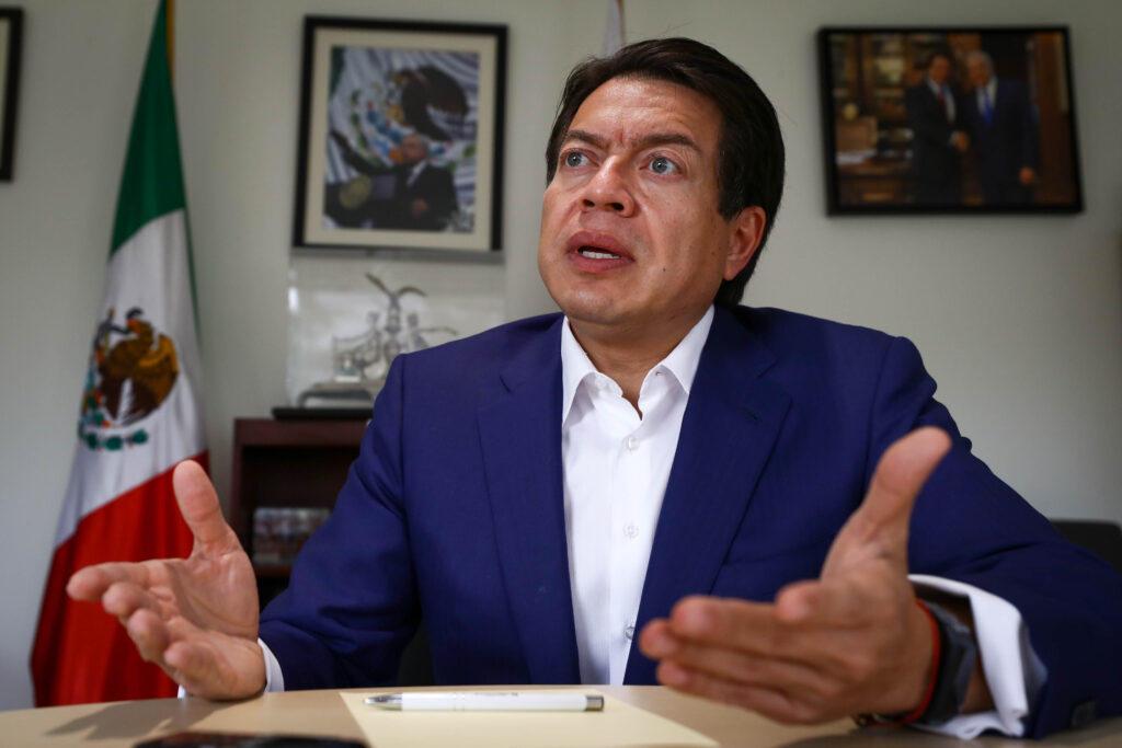 Alianza Federalista solo estira la mano para pedir dinero: Mario Delgado