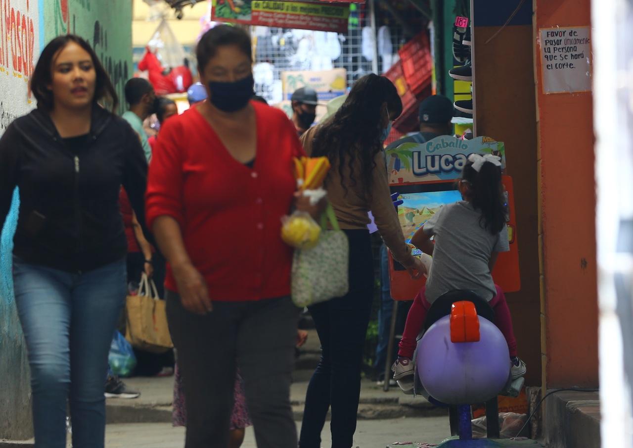 En Durango capital, el 68% de contagios de Covid-19