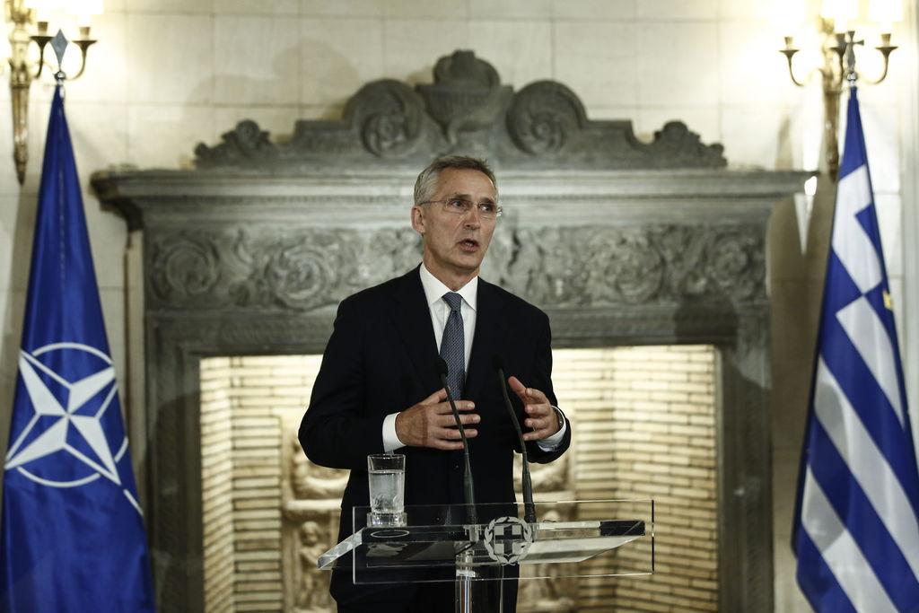 Considera OTAN que hay espacio para el diálogo entre Grecia y Turquía