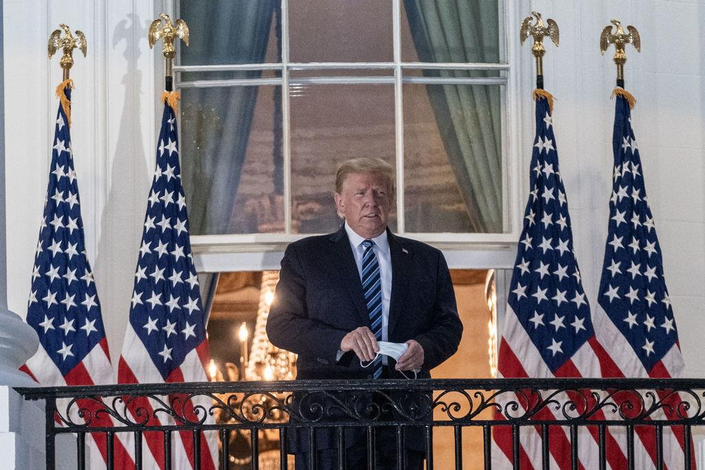 Asegura Trump que irá a debate