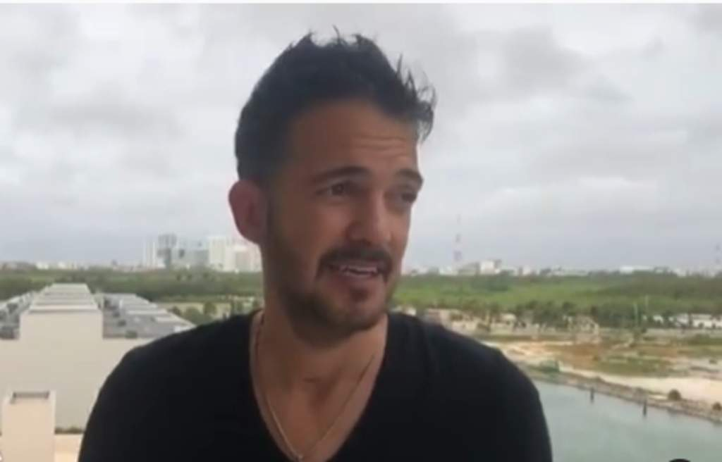 Fernando del Solar cuenta cómo vivió la intensidad del huracán 'Delta'