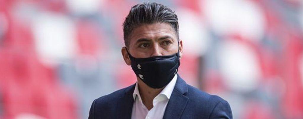Carlos Adrián Morales se queda con Toluca