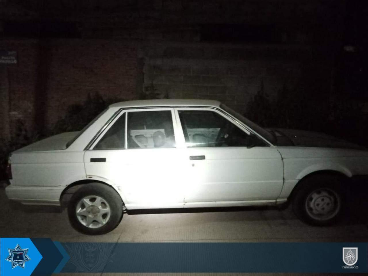 Tres vehículos robados fueron abandonados
