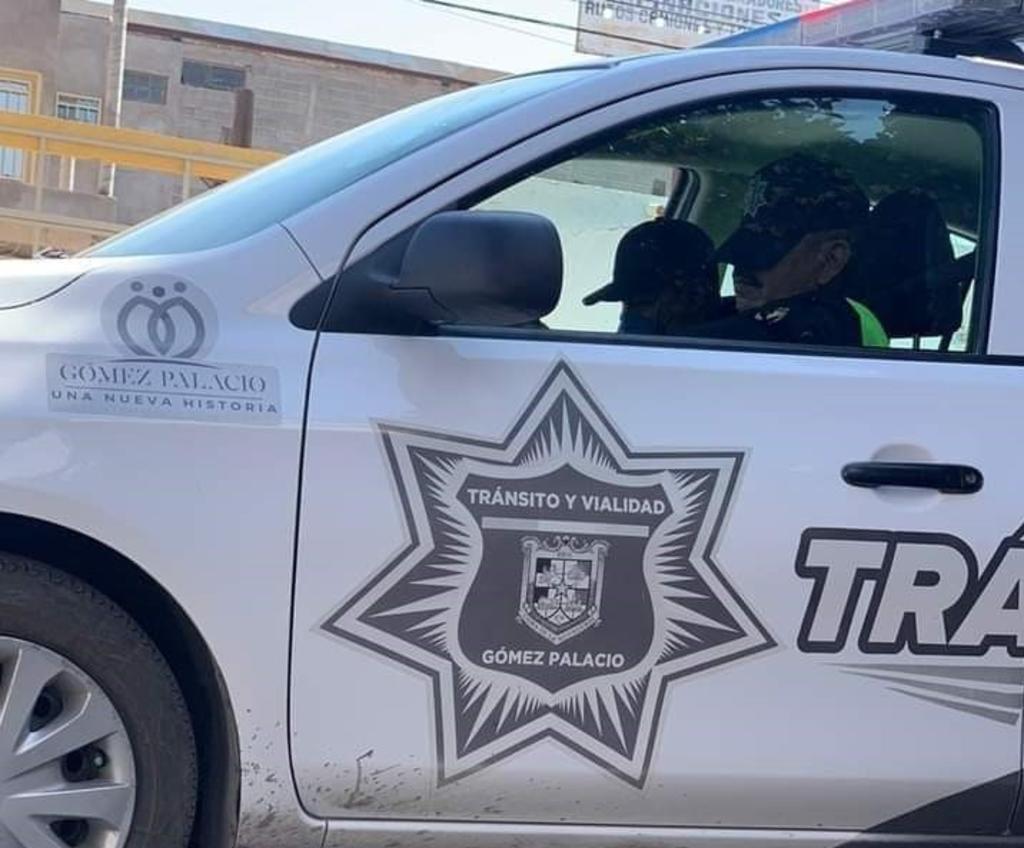 Arrestan y reasignan a tránsitos por quedarse dormidos en Gómez Palacio
