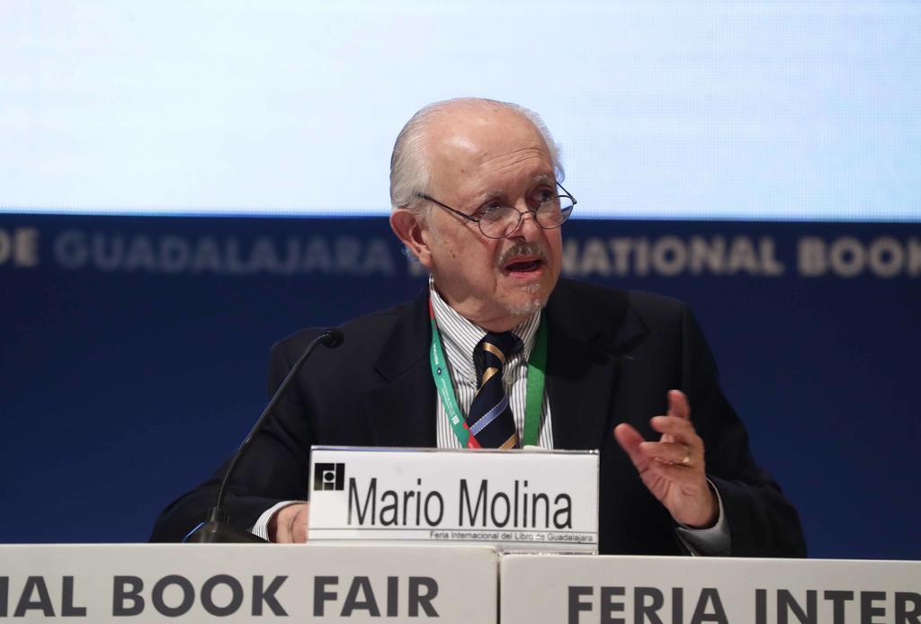 ¿Quién fue el ingeniero Mario Molina, Premio Nobel mexicano fallecido hoy?