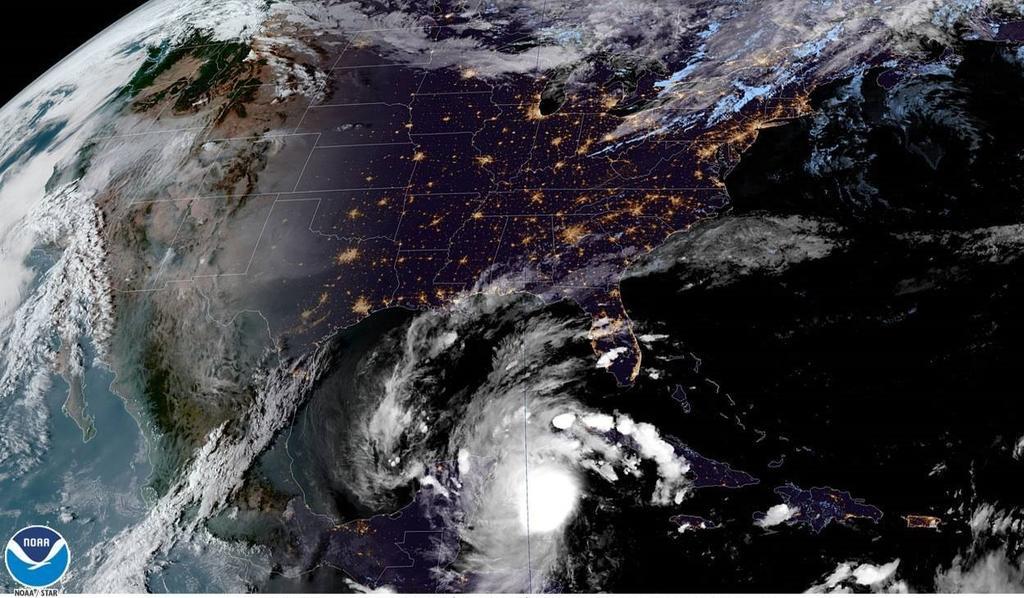 ¿Cuándo termina la temporada de huracanes 2020?