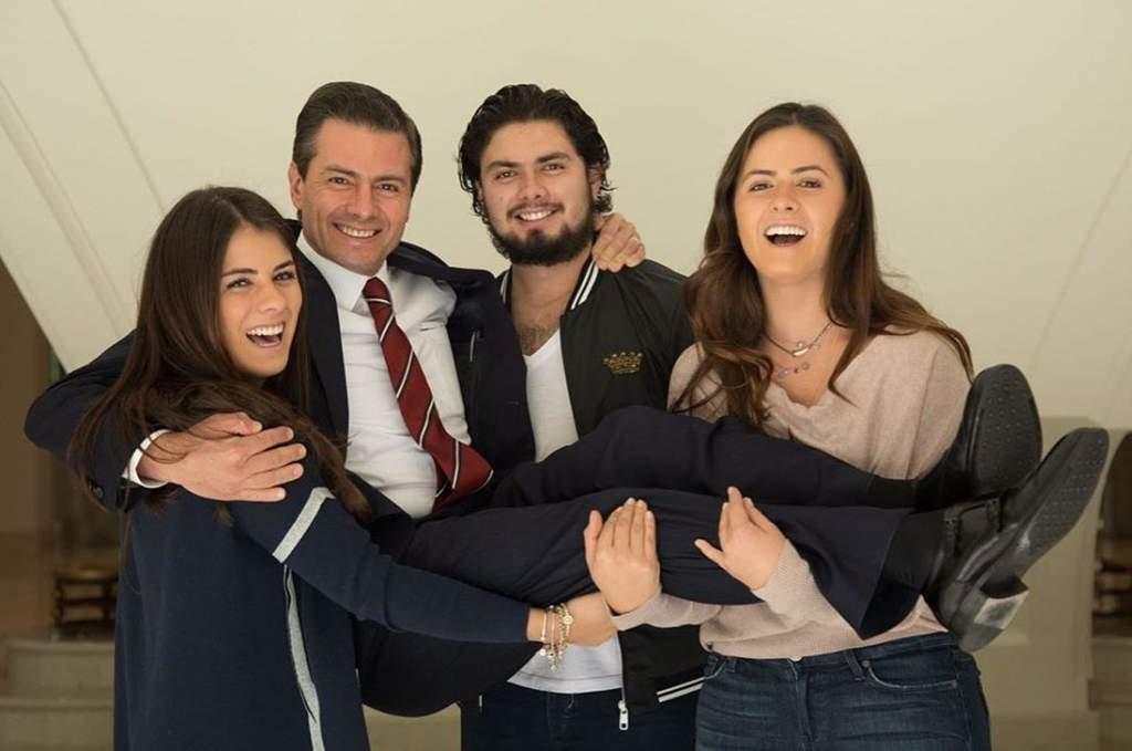 Familia de Enrique Peña Nieto; sufren la pérdida de un ser querido