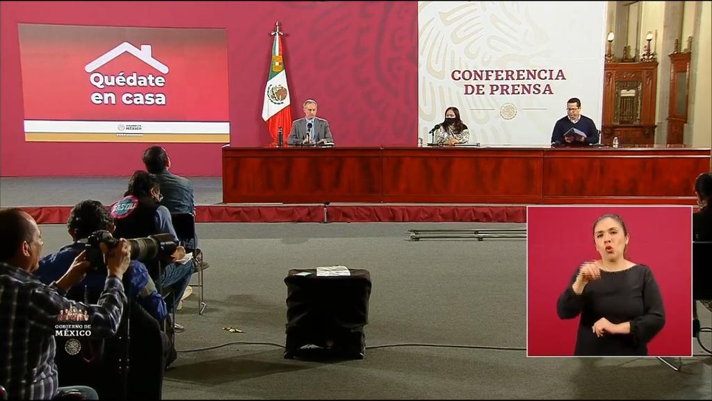 Suman 82 mil 726 fallecimientos por COVID-19 en México