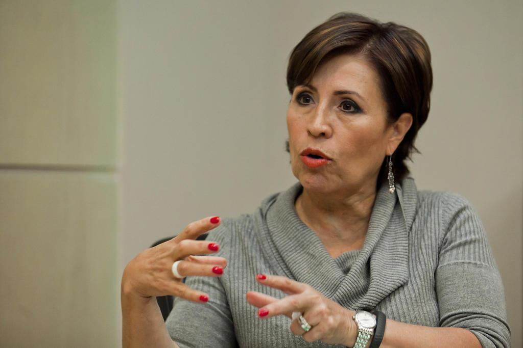 Ratifica tribunal que cuentas de Rosario Robles permanecerán congeladas