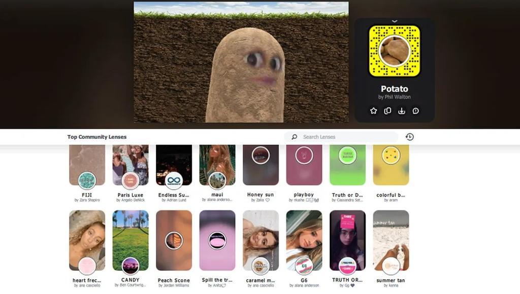 Así puedes utilizar los filtros de Snap Camera en tus videollamadas