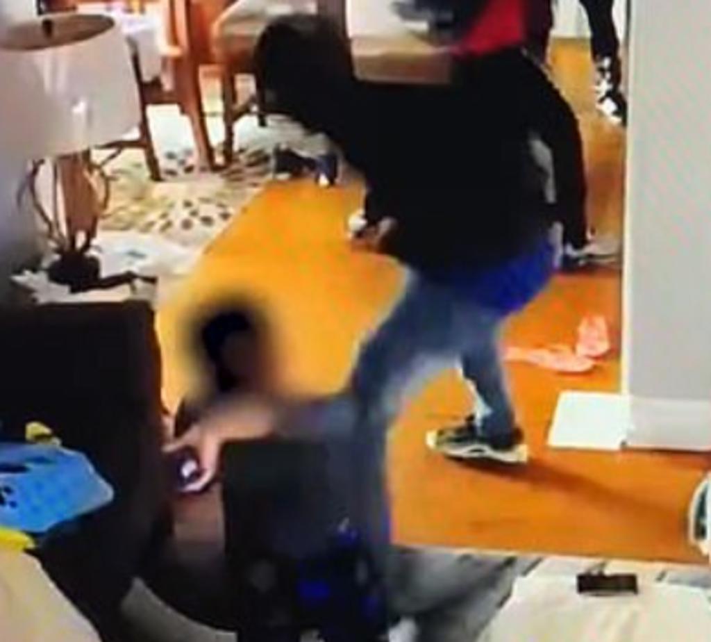 Niño de Indiana golpeó a ladrones que irrumpieron en su casa