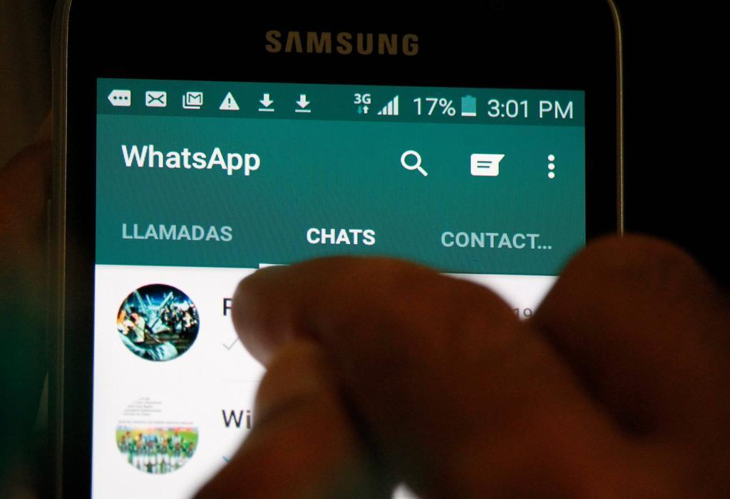 Con este truco podrás cambiar el color de letra en WhatsApp