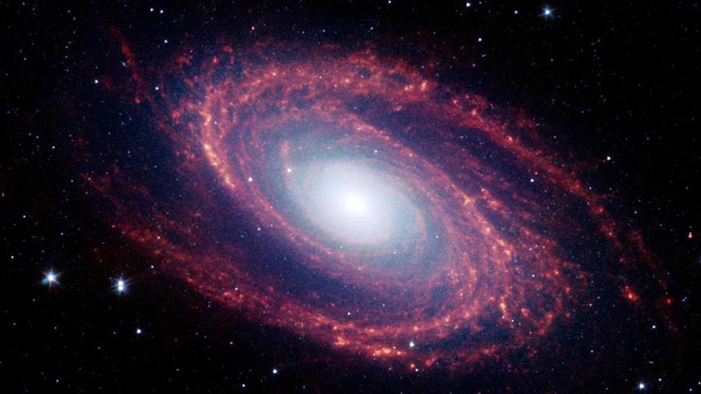Galaxia a la que se atribuyó 99.99% de materia oscura en realidad es 'normal'