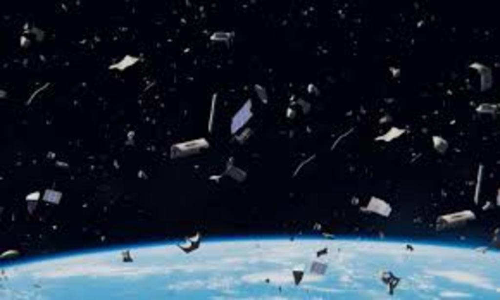 Basura espacial amenaza las expediciones del futuro