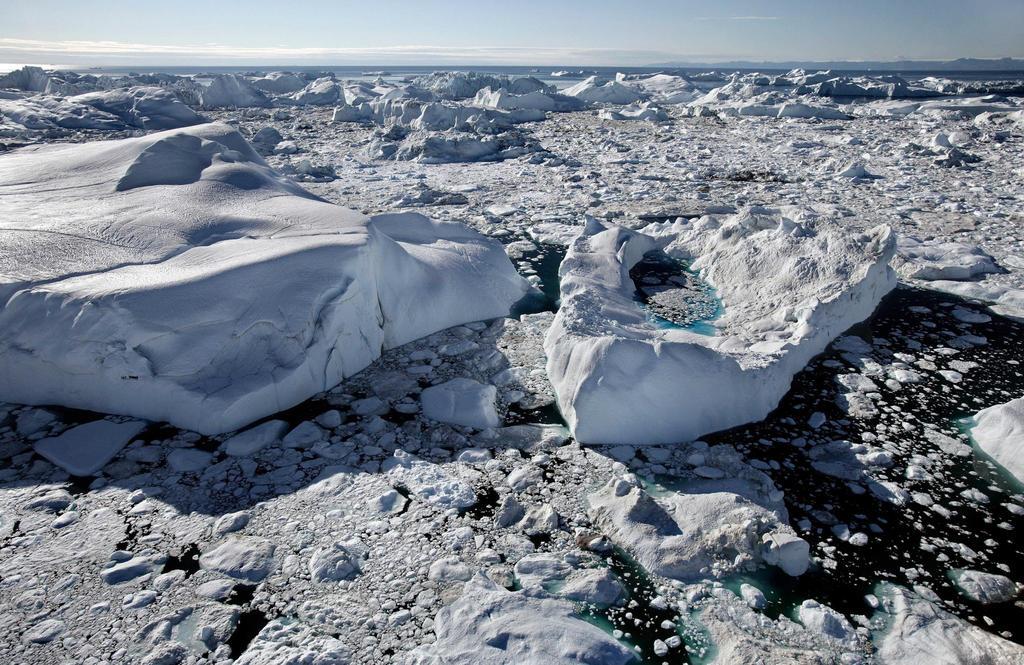 Expedición al Ártico alerta sobre los efectos globales de un deshielo