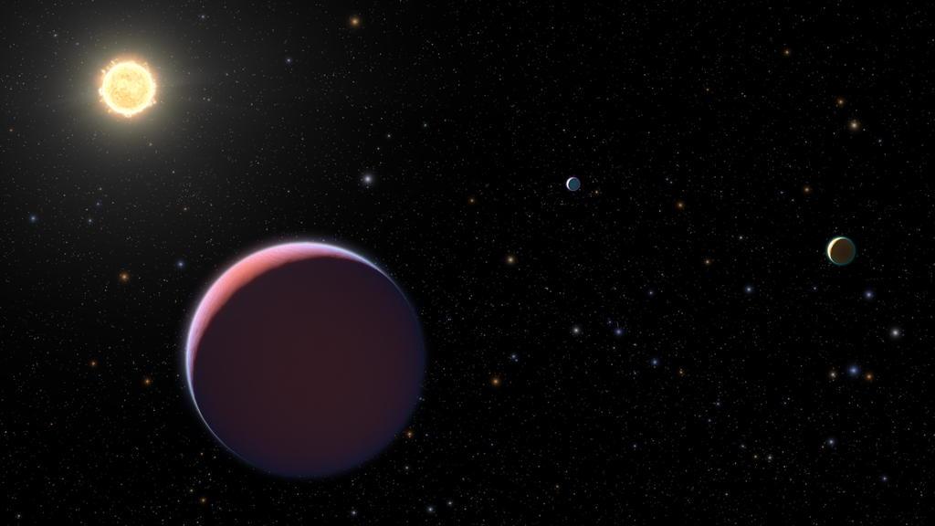 Planeta del sistema LHS1140 podría tener un gran océano de agua líquida
