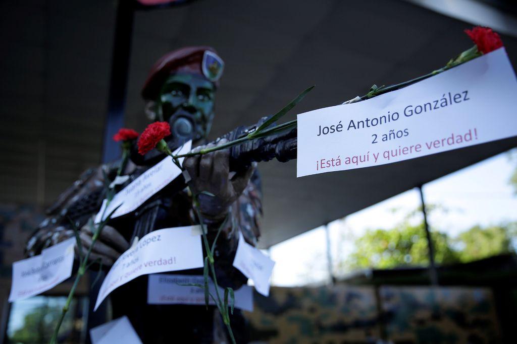 Recaban 'evidencias de contexto' sobre El Mozote