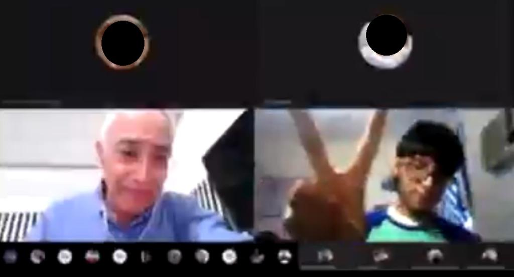 'Pin... burro'; maestro de la UANL 'humilla' a alumno con Asperger