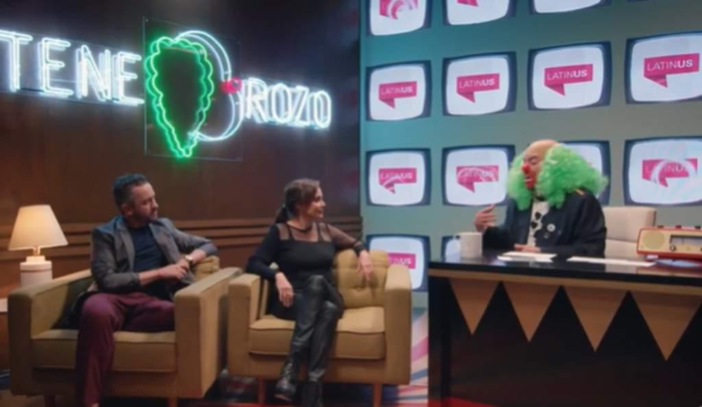 Brozo invita a Chumel Torres y Lily Téllez a su programa y agita las redes