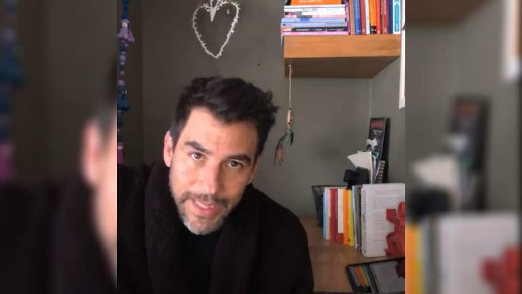 Mauricio Barcelata da positivo a COVID-19 y cuenta su experiencia
