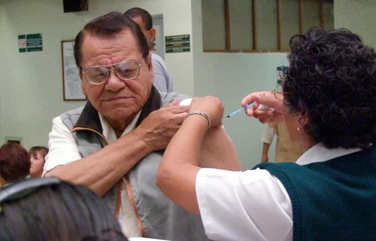 Arranca el IMSS campaña de vacunación contra la influenza