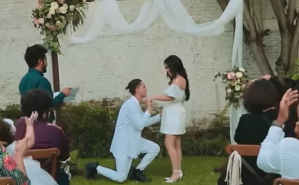 Kimberly Loaiza y Juan de Dios Pantoja se vuelven a casar en secreto