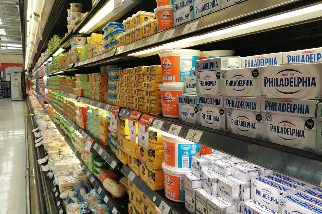 Se reactiva la venta de 12 quesos y un yogur tras ajuste a norma mexicana