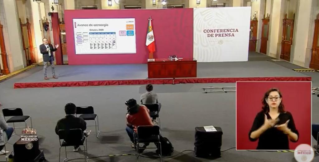 México supera las 86 mil muertes por COVID-19