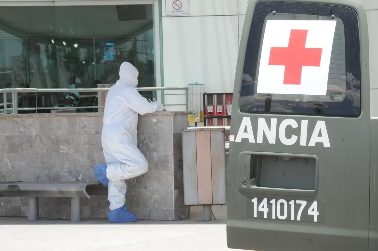 Ocupación hospitalaria en Durango al 85%; preocupa falta de personal médico