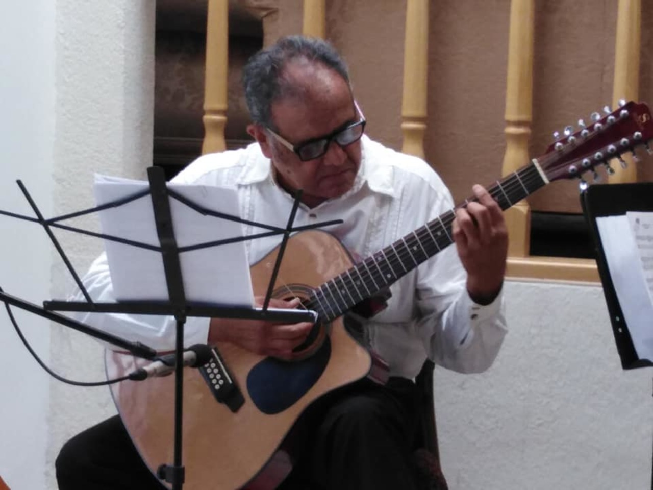Transmiten concierto '90's In Harp'