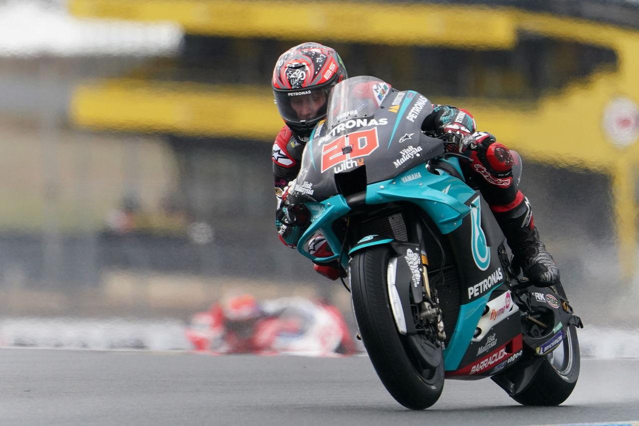 Fabio Quartararo gana la 'Pole'