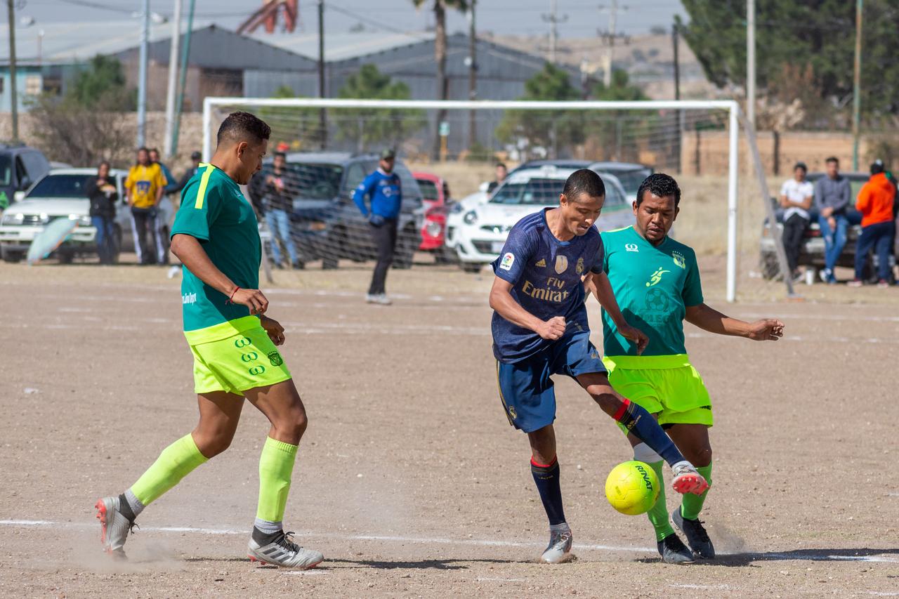 Lucha en Primera División guadalupana