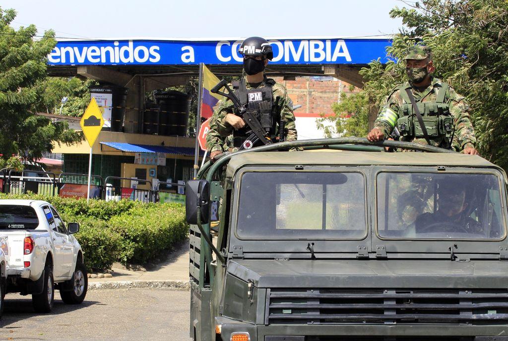 Apelan a 'Operación Muralla' para controlar la frontera con Venezuela