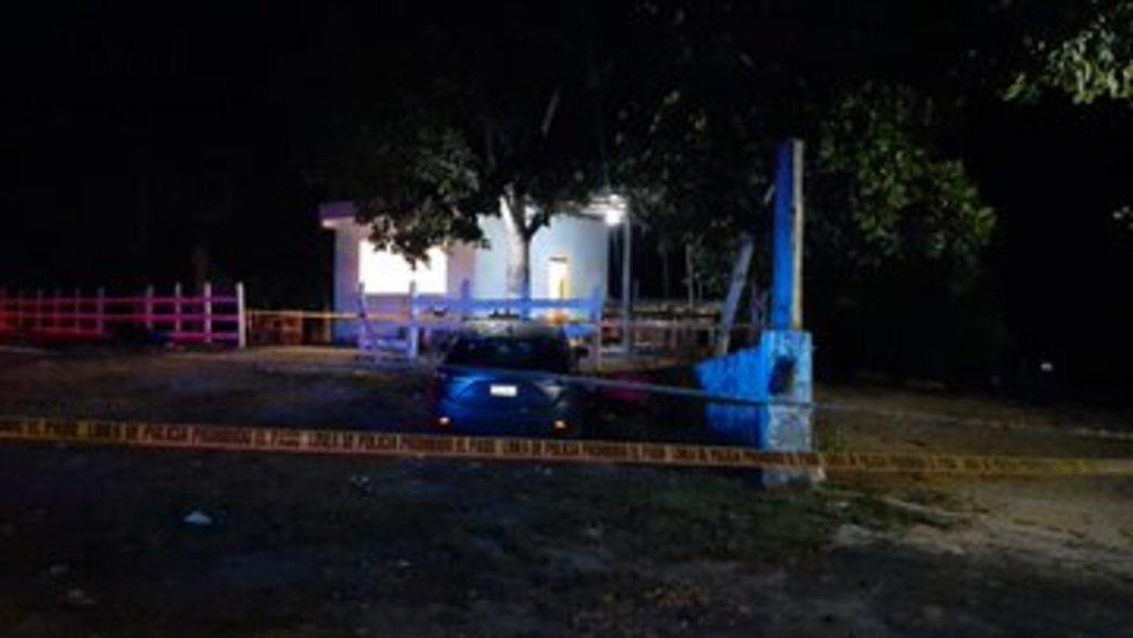 Matan a cinco en bar de Tulum