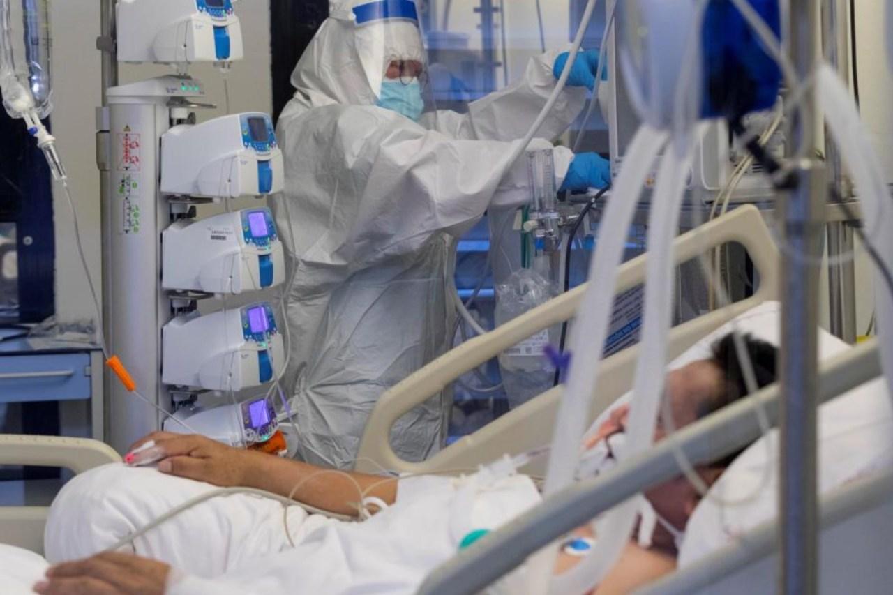 Hospitales Covid están saturados en Durango