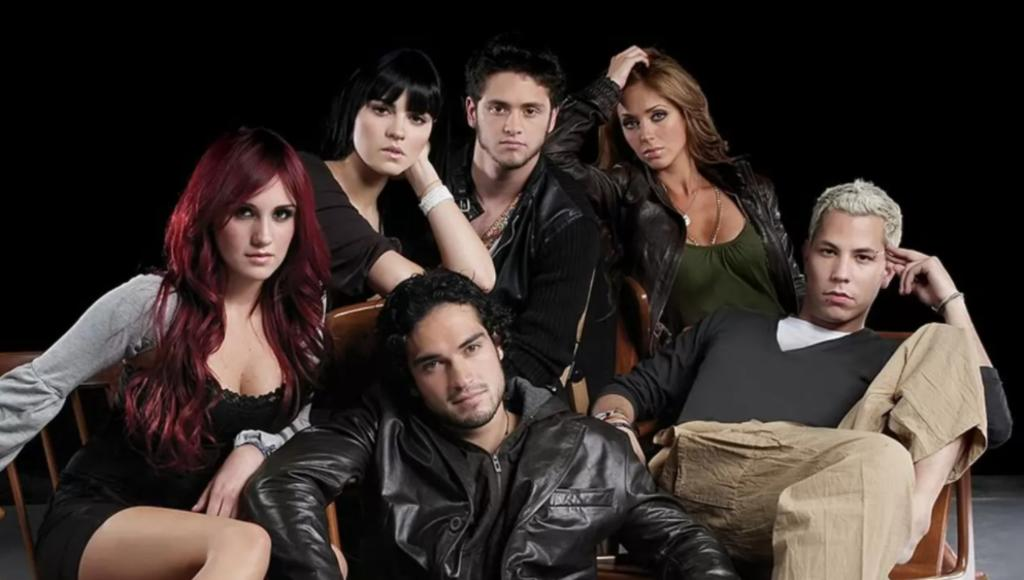 Anahí anuncia que RBD sacará nueva música