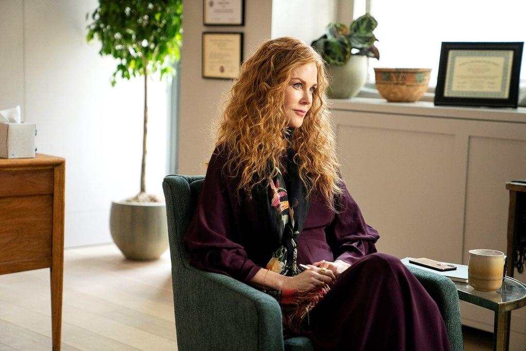 Nicole Kidman tiene un nuevo reto en la pantalla chica