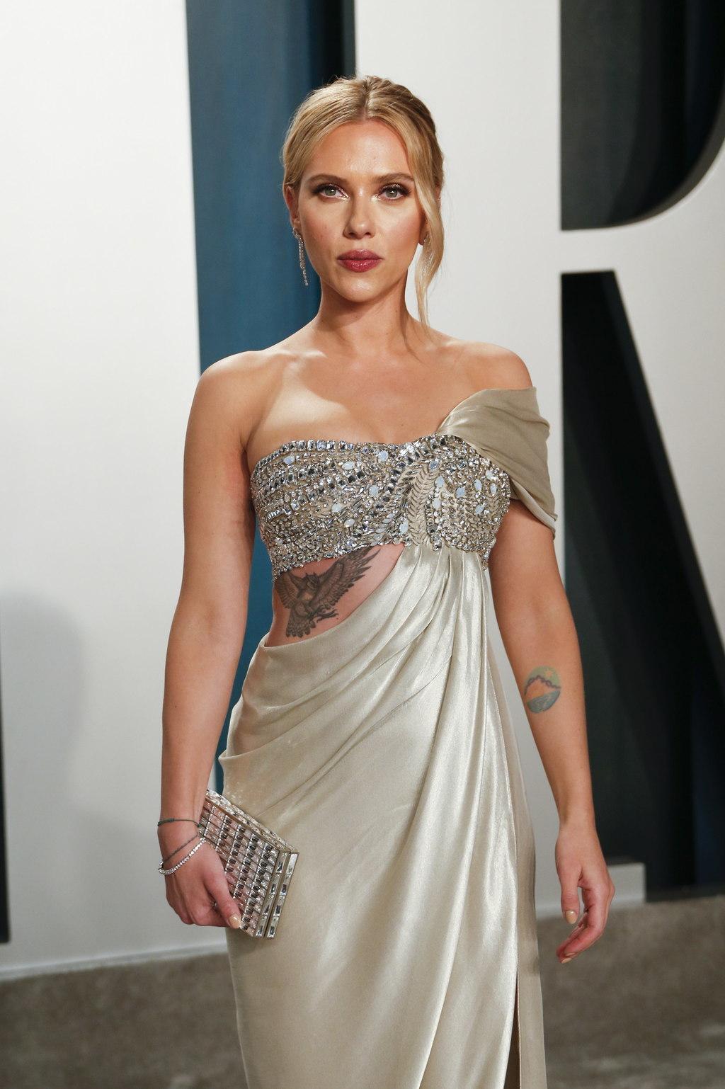 Scarlett Johansson debutará en la televisión