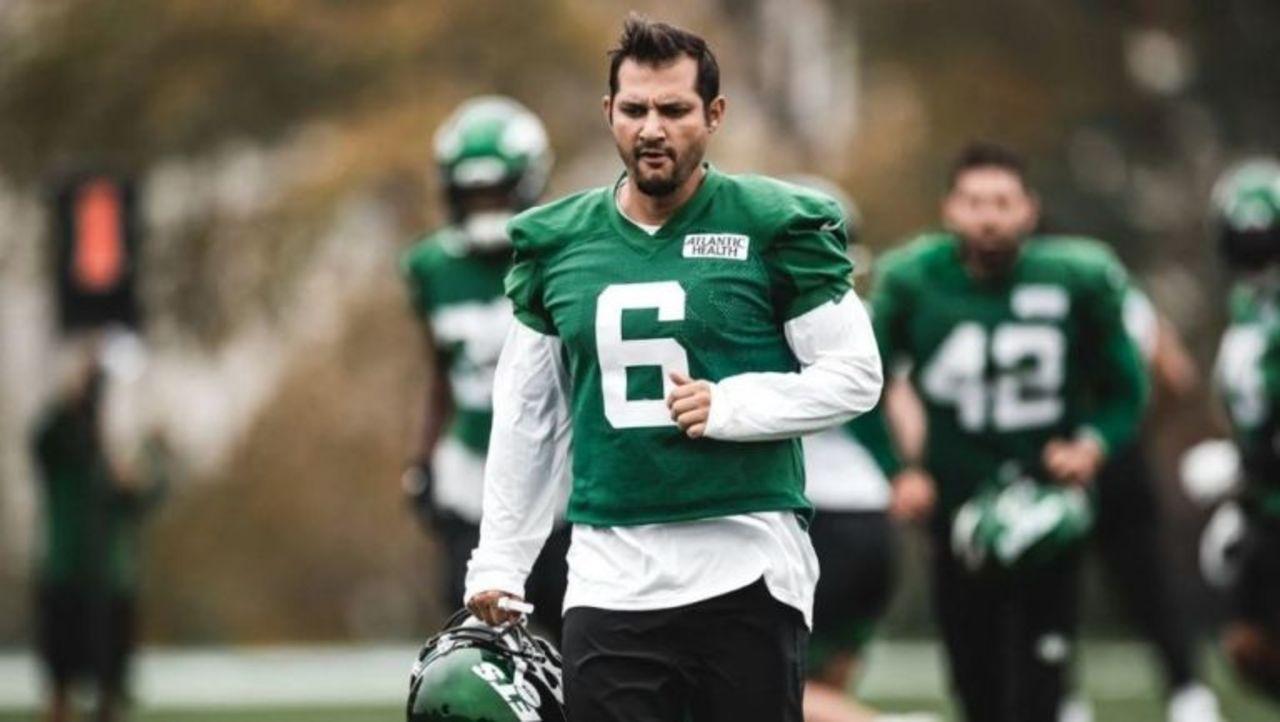 Mexicano debuta en la NFL con los Jets