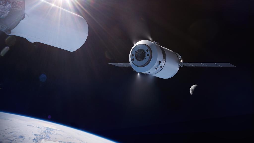 Propulsión eléctrica, el futuro para lanzar expediciones espaciales