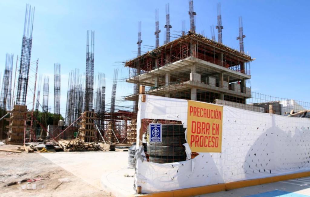 Producción de constructoras se estanca en agosto: Inegi