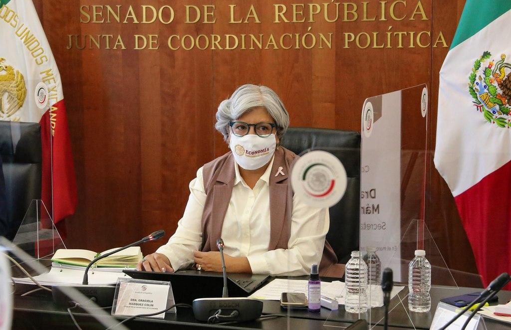 Habrá beneficios con el T-MEC: Graciela Márquez