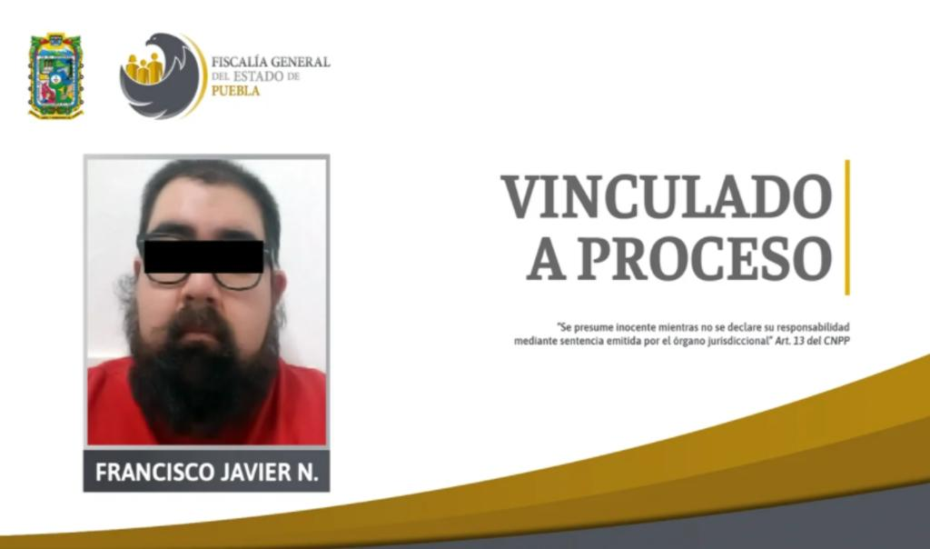 Vinculan a proceso a sujeto por pornografía infantil en Puebla