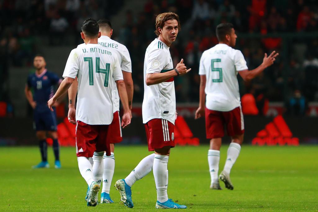 Selección Mexicana da a conocer lista de convocados para Fecha FIFA