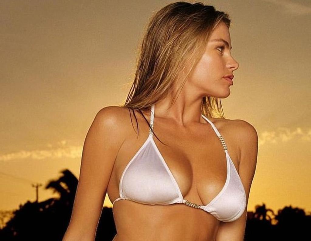 Sofía Vergara recuerda su juventud con 'impactante' foto en bikini