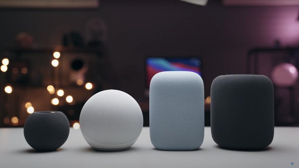 Lanza Apple su altavoz HomePod mini