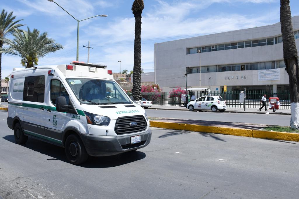 Cansancio y saturación causan muertes: Secretaría de Salud de Durango