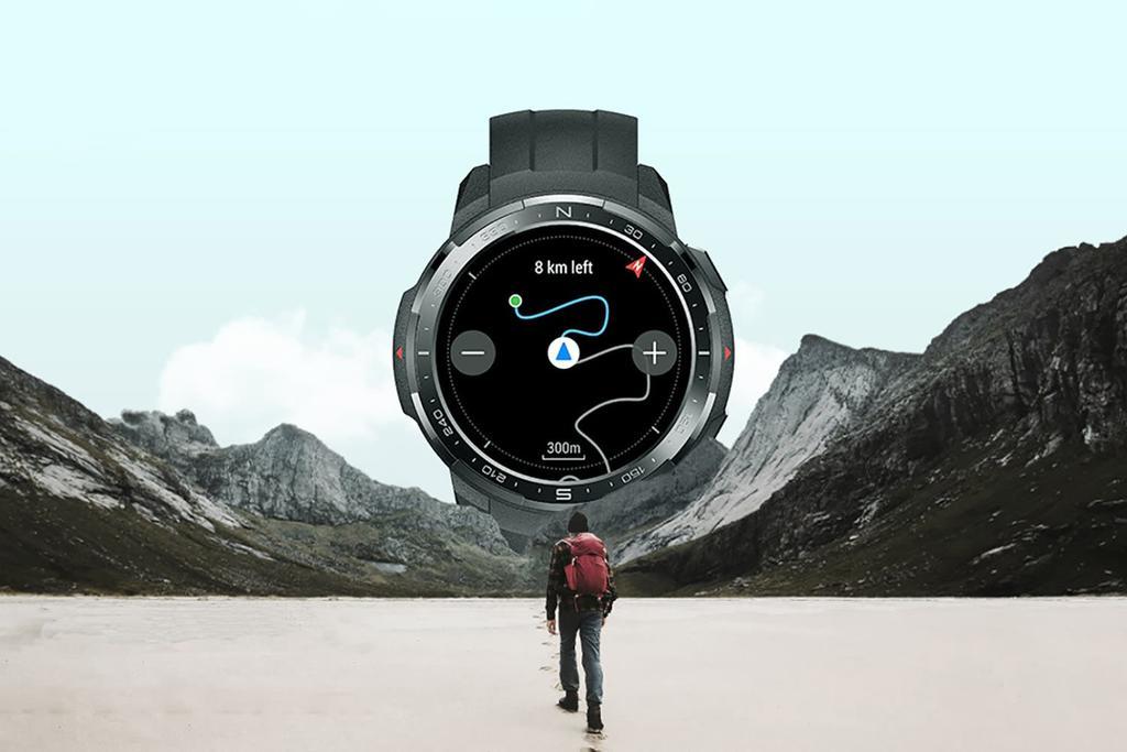 ¿Cuál es el precio y disponibilidad del Watch GS Pro de Honor en México?