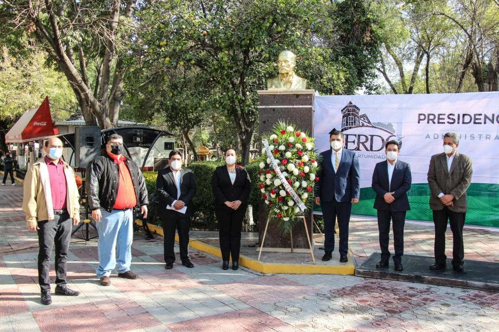 Conmemoran el 126 Aniversario de Ciudad Lerdo